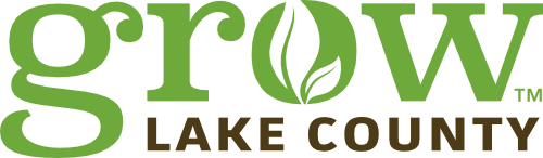 Grow Lake County's Logo